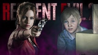 THE OTHER SIDE : Resident Evil 2 Walkthrough Claire B Part 1