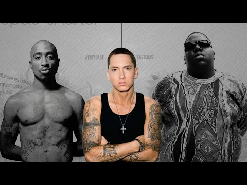2Pac, The Notorious BIG, Eminem - Final Day