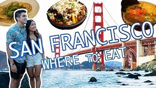 TOP 10 RESTAURANTS IN SF: Local's Guide to Best Spots from Ten Different Cuisines