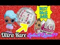 LOL Surprise Bling Series HACK | Ultra Rare Holiday LOL ornament Ball |How to find Rare LOL Dolls