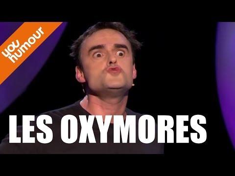 XAVIER CHAVARI - Les oxymores