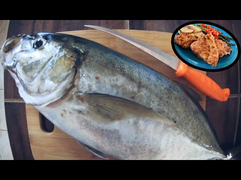#fishing #outdoors #catchandcook -- A Simple And Tasty Dish ||Ep73