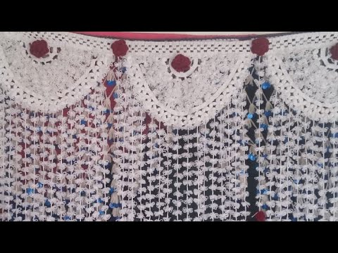 gate parda design| gate hanging| woolen design| gate lari| door hanging| home decoration| toran desi
