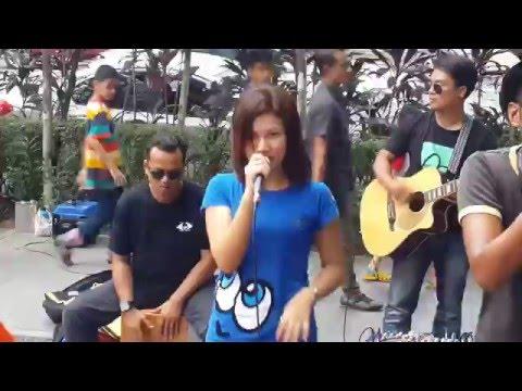 Gadis Jolobu-reggae Mantap Dari Retmelo Buskers Cover Hattan & Waris