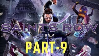 Saints Row IV 2013 Gameplays Walkthrough PS3-PS4-XBOX360-XBOX,ONE-[PC]Steam Part-9