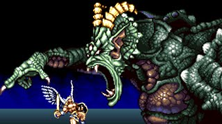 ActRaiser 2 (SNES) All Bosses (No Damage)