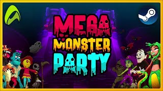 This ain't your daddy's Mario Party! Join us on Pharaoh's Chambers within Mega Monster Party!
