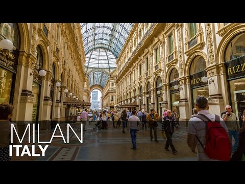 Capital of Fashion | Milan, Italy