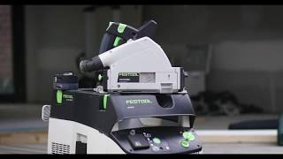 Festool TSC 55 Cordless Plunge Saw System