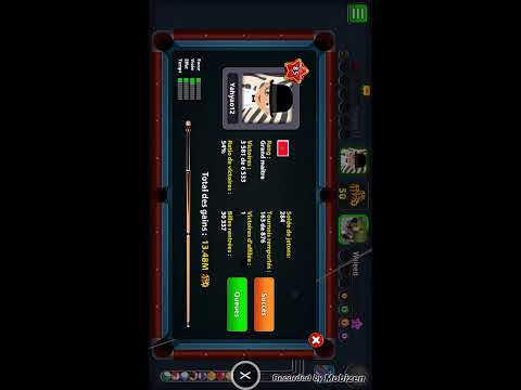 Hacker 8 ball pool maroc yahyao12 ( مغاربة محترفين