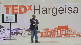 The Transition from Oral to Written Culture | Dr. Jama Musse Jama | TEDxHargeisa