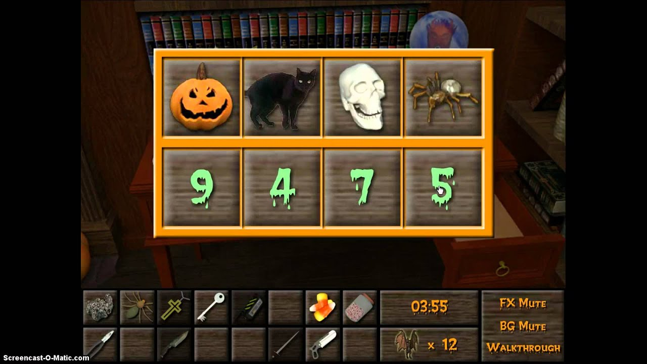 haunted halloween escape walkthrough with commentary