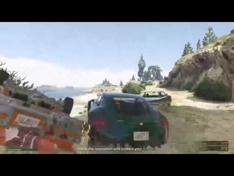 GTA 5 Scary moments with jzg