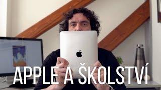 Apple a školství - 8 let po uvedení iPadu
