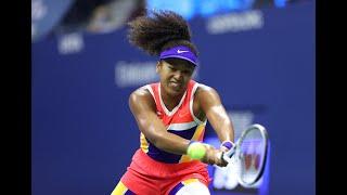 Jennifer Brady vs Naomi Osaka | US Open 2020 Semifinal