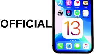 iOS 13 Released! YOU WILL LOVE THIS!