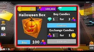 100k CANDY UNBOXING! (GODLY UNBOXING) ROBLOX MURDER MYSTERY 2
