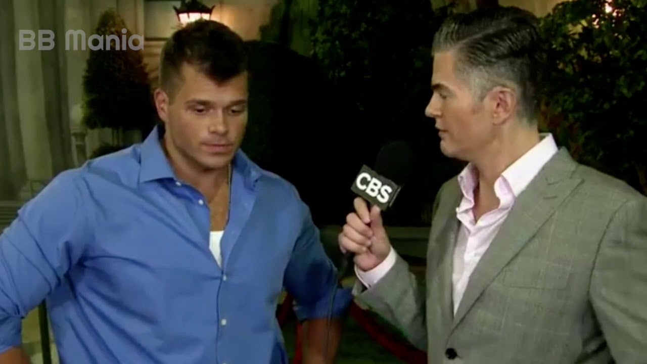 BB19 - Mark's Backyard Interview | Big Brother Live Feed ...