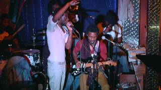 Seven Soul Jones live at Soulboxx part 1