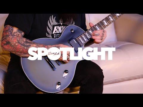 ESP LTD BK-600 Bill Kelliher Signature Model Electric Guitar