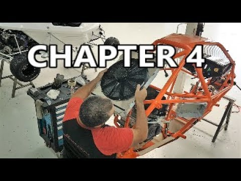 Kart-Cross SPEEDCAR XTREM fourth chapter chassis manufacturing/4ºcapítulo