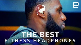 The best fitness headphones and earbuds you can buy in 2019