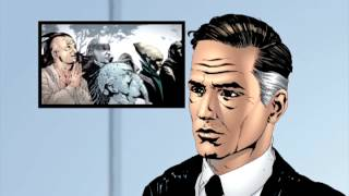 Marvel Knights: Inhumans (2013) Reed Richards Discusses the Inhumans