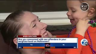 Many search sex offender registry before taking children Trick-Or-Treating