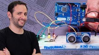 Conheça os sensores do Arduino #ManualMaker Aula 6, Vídeo 1