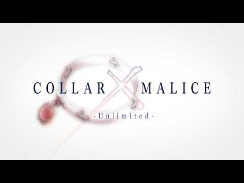 Collar X Malice -Unlimited- Official Trailer (Nintendo Switch)