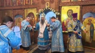 видео Церковь Донской иконы Божией Матери