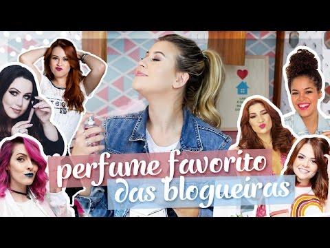 Os perfumes favoritos das blogueiras