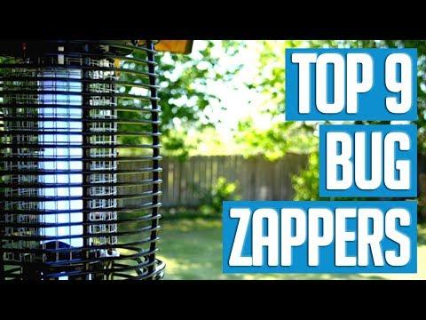 Best Bug Zappers 2018 | TOP 9 Bug Zapper