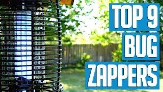 Video Best Bug Zappers 2018 | TOP 9 Bug Zapper download MP3, 3GP, MP4, WEBM, AVI, FLV April 2018