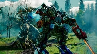 Transformers Revenge of the Fallen Forest Battle (1080pVO)