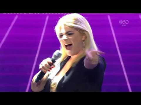 Eurovision 1986 (Belgium) : Sandra Kim - J'aime la vie (Live Icelandic NF 2016)
