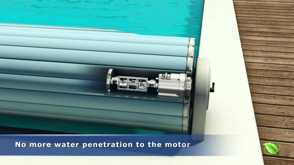 Hydro Motor For Automatic Pool Covers Youtube