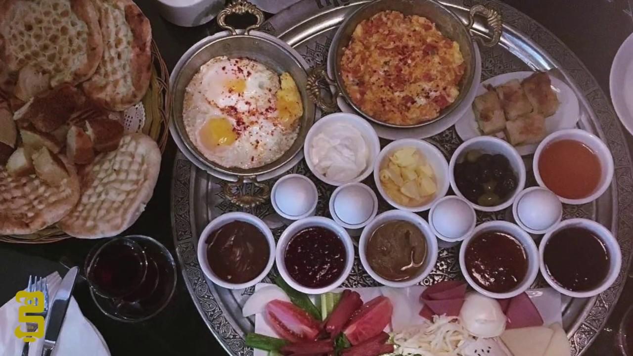 أفضل المطاعم لتناول الفطور في الرياض Youtube