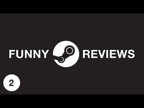 FUNNY STEAM REVIEWS 2 - CS:GO