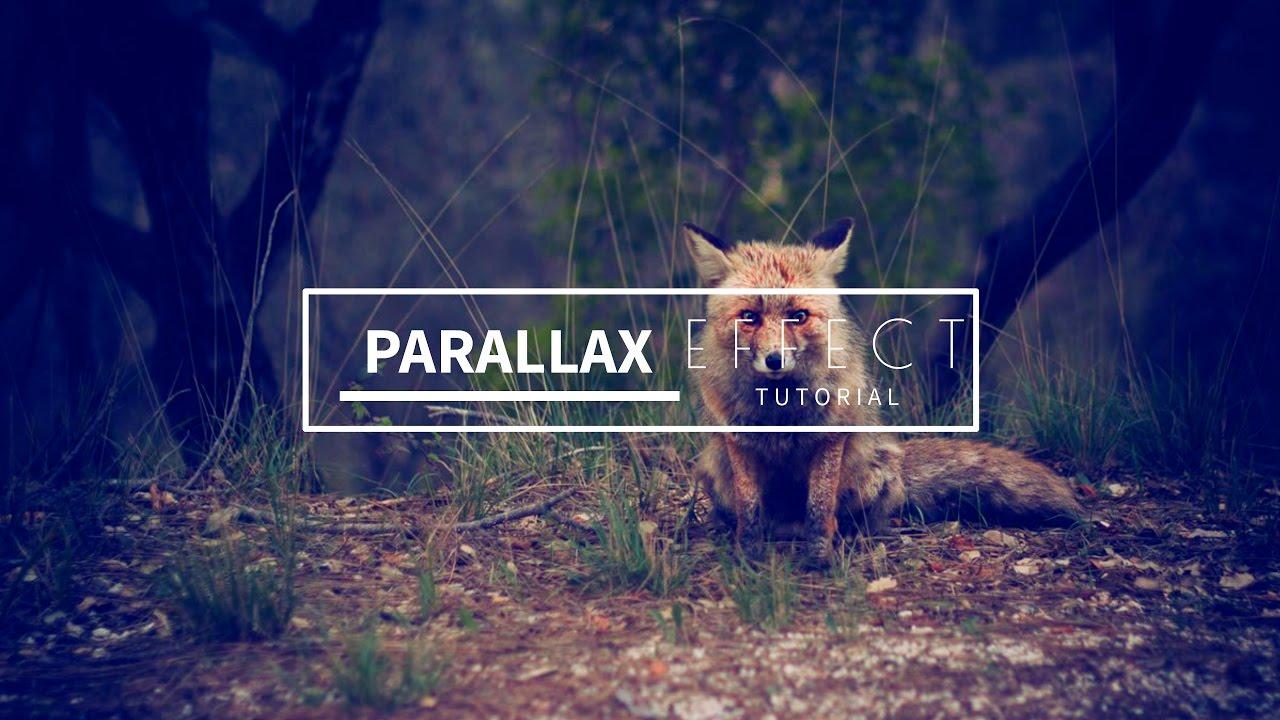 Parallax Effect Using CSS | CSS Tutorial | Daft Creation ...