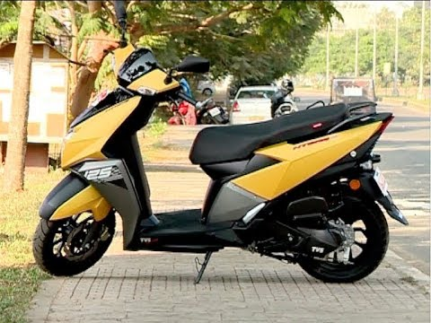 Tvs Ntorq 125 Price In India Review Mileage Videos Smart Drive