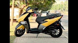 TVS Ntorq 125 Price in India, Review, Mileage & Videos   Smart Drive 11 March 2018