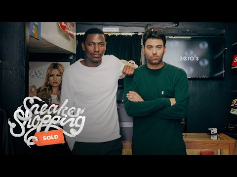 Sneaker Shopping With Jerrod Carmichael | Complex