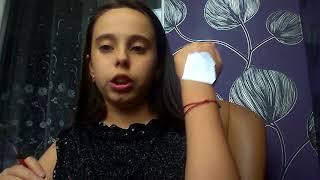 как сделать открытую рану на руке