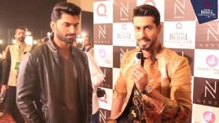 QMobile HUM Bridal Couture Week 2016 Lahore Day 3 - Rizwan Ali Jaffri