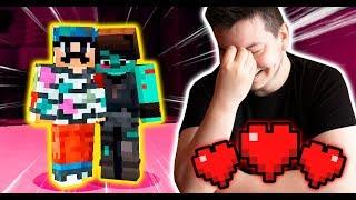 Znalazłem MIŁOŚĆ w BUILD BATTLE?! | Minecraft