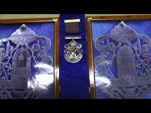 The Warrington Lodge Jewel