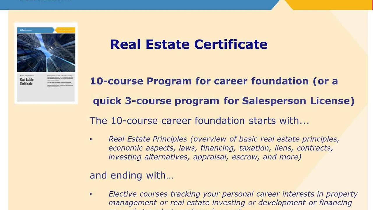 Ucla Extension Department Of Business Management Legal Programs