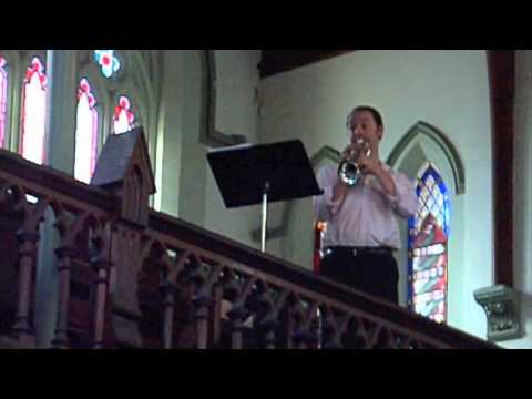 Church Music 6 - Trumpet & Organ