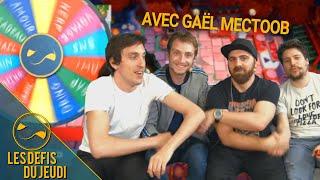 Gaël Mectoob fait tourner la roue des défis ! - Les Défis du Lundi #8